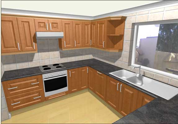 Flex e supply fitted kitchens kitchen units kitchen for Fitted kitchen cupboards